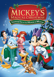 Plutos Christmas Tree Dvd by Mainlining Christmas Mickey U0027s Magical Christmas Snowed In At The