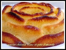 gateau pate d amande facile recette de gateau au chocolat à la pâte d amande