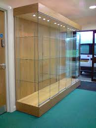 Custom Built Display Cabinets
