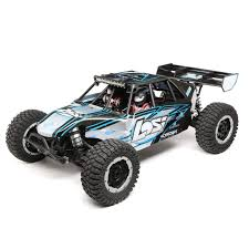 Amazon.com: Team Losi 1/5 Desert Buggy XL-E 4WD Brushless RTR With ...