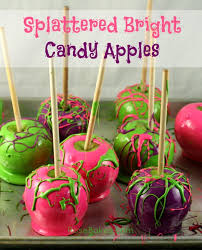 Mom Takes Candy From Kids by How To Make Candy Apples Any Color Rose Bakes