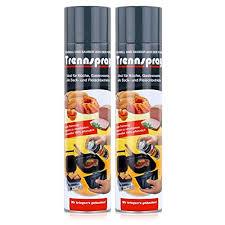 boyens spray 600 ml jar pack of 2 cutting grease grill aerosol separating medium