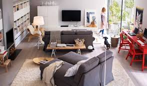 living room design using ikea decoraci on interior