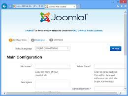 Install Wordpress Lamp Ubuntu 1404 by How To Install Joomla On Ubuntu 14 04 With Apache2 Mysql And Php