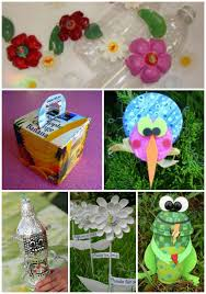 1000 Recycled Crafts Crafting With Recyclable Items For Waste Craft Ideas Material
