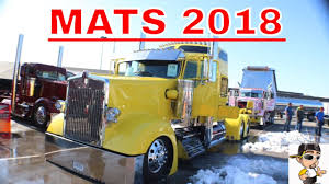 The 2018 Mid American Trucking Show Full Video - YouTube The Truck Show Podcast By Jay Lightning Tilles And Sean Holman On Parked For A Cause 104 Magazine Trailer Peoria Illinois Midwest Military Emergency Vehicles Featured At Museums First Vintage Bigfoot Vs Usa1 Birth Of Monster Madness History Trucking Familes Store Old Kenworths As Homage To Industry They Love Show Trucks Trucker Tips Blog 2010 Mayhem Custom Shows Mini Truckin Midamerica 2015 Cag Fancing Engine Longhaul Survivor Benefit Truck Raffle Mid America Louisville Best Image Kusaboshicom