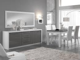 buffet laqu blanc conforama great meuble cuisine laqu blanc pas