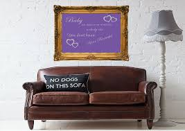quotes baby you light up my world 1d purple wall murals