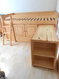 chambre enfant pin chambre en pin massif pas cher maison design hosnya com