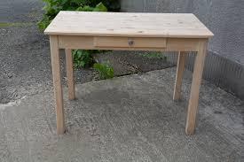 table de bureau table de bureau meuble bureau bois whatcomesaroundgoesaround