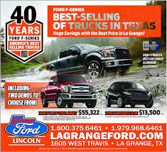 America's Best-Selling Trucks, La Grange Texas Anything On Wheels Americas Top 10 Bestselling Car Brands In 2017 Ford 00f150 Pickup 531996 Truck Continues To Refine Bestselling F150 Design Bestselling Liquid Waste Sewage Vacuum Suction 2012 Year End 15 Trucks In Canada Gcbc Selling Cars And Suvs For So Far Is Brand Four Years Running The News Wheel 20 Us And 2016 Fseries Achieves 40 Consecutive As Best 7 Of Most Iconic Vintage Songs Cars Trucks Are Built On Lies Rise