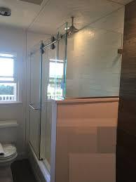 Bathtub Reglazing Clifton Nj by Glass Shower Door Sliding Shower Doors Wyckoff Nj