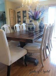 Dining Tables Painting Room Chairs With Chalk Paint Diy Painted
