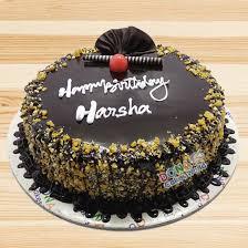 chocolate truffle crunchy cake delivery chennai order cake