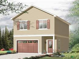 Houses With Garage Apartments Pictures by Garage Apartment Plans Carriage House Plan And Single Car Garage