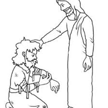 10 Lepers Coloring Pages Page 1