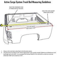 LEITNER Active Cargo System Bed Rack for Nissan Titan Rack