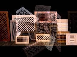 Decorative Air Return Grille by Perfectdesigndecor Com Decorative Heat Register Hvac Vent