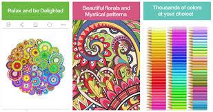 App 3 Adult Coloring Book Premium
