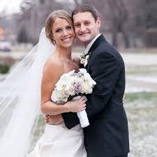 A Winter Wonderland Wedding In Chicago IL