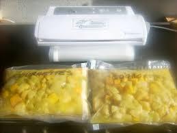 plat cuisin sous vide du bruit dans la cuisine le système d emballage sous vide à la maison