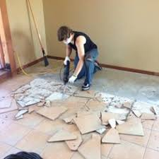 how to remove tile the easiest fastest and most efficient way