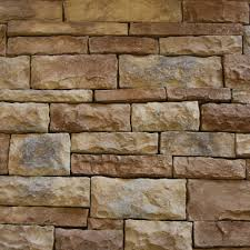 Rubble Stone Manufactured Stone Native Custom Stone Home