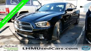 Pre-Owned 2013 Dodge Charger RT 4dr Car In Sandy #S5894 ...