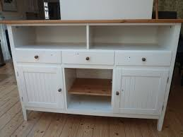 sideboards outstanding antique white buffet table antique white