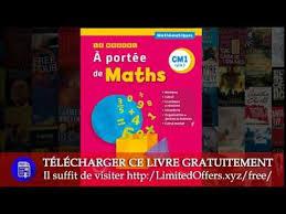 le nouvel a portée de maths cm1 livre élève ed 2015 de jean claude