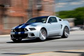 Ford Mustang Headlines Movie Adaptation Of