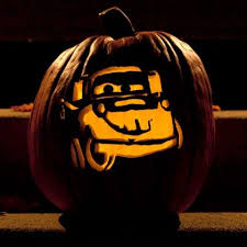 Tmnt Pumpkin Pattern Free by 176 Best Film Tv Related Pumpkins Images On Pinterest Halloween