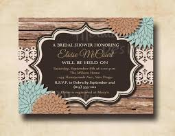 Invitations Country Wedding