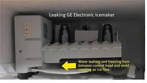 Whirlpool Refrigerator Leaking Water On Floor by Plain Kitchenaid Refrigerator Leaks Water On The Floor Images