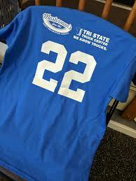 100 Tri State Truck Center Sober Softball Team Shirts Are In Jeremiahs Inn