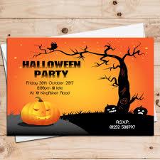 Free Halloween Invitation Templates Microsoft by Party Invitations Marvelous Halloween Party Invites Designs