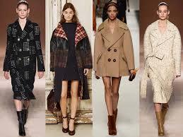 Trendy Coats Fall Winter 2015 2016