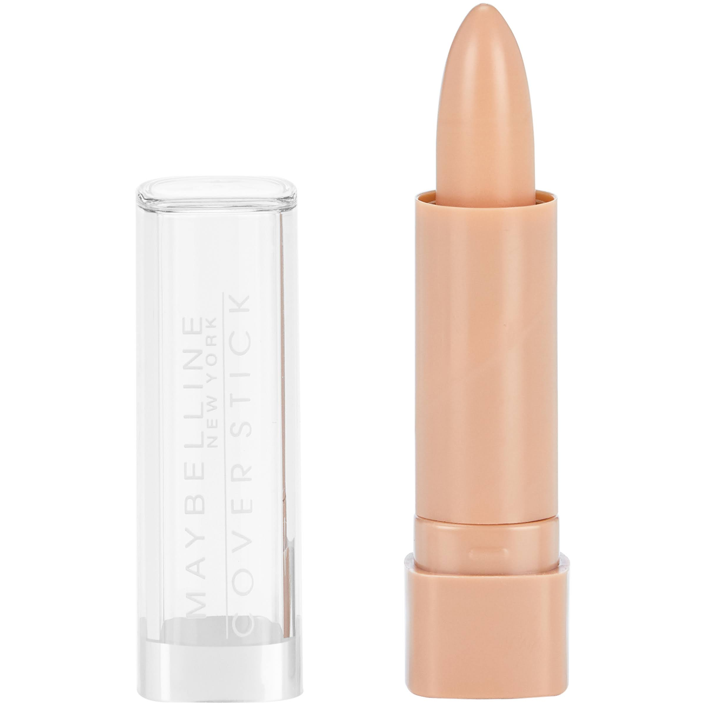 Maybelline New York Cover Stick Concealer - Medium Beige, 0.16oz