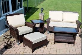 Ty Pennington Patio Furniture Cushions by Backyard Makeover With Sears