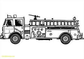 Fire Truck Clip Art Black And White | Truckindo.win