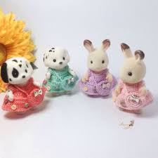 Miniature Doll Baby Clothes