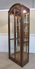 Pulaski Glass Panel Display Cabinet by Pulaski Furniture Ebay
