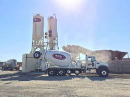 100 Ready Mix Truck Desert