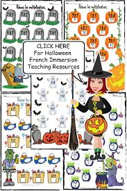 Halloween Math Multiplication Worksheets by 212 Best French On Tpt Images On Pinterest French Resources