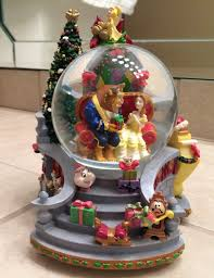 Ebay Christmas Trees Australia by Walt Disney U0027s Rare Little Mermaid Musical Snow Globe Disney