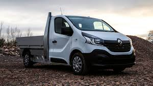 The New Renault Trafic TARGETR From TRUCKSMITHR Is A Dropside Evolved It Provides All Advantages Of Traditional Robust With An