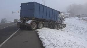 100 Dump Truck Crash Police Dense Fog Led To Dayton Dump Truck Crash