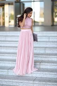 pleated mauve skirt stiletto confessions