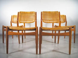 Set Of 4 Rattan Dining Chairs By Arne Vodder For Sibast, 1950s   #74277 Set Of Six Leatherbound Rattan Ding Chairs By Mcguire Eight Brge Mogsen For Sale At 1stdibs Vintage Bentwood Of 3 Stol Kamnik Cane And Rattan Fniture Five Shop Provence Oh0589 Outdoor Patio Wicker With Arms Teva Bora 2 Verona Pair Garden Fniture Brown Muestra Natural Teak Wood Woven Chair Zin Home Hospality Kenya Mcombo Poolside Cversation C Capris And Ottomans Sc753 Weathered Gray