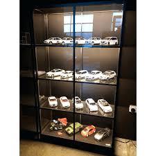 glass display cabinet led lighting cabinets lights ikea ideas